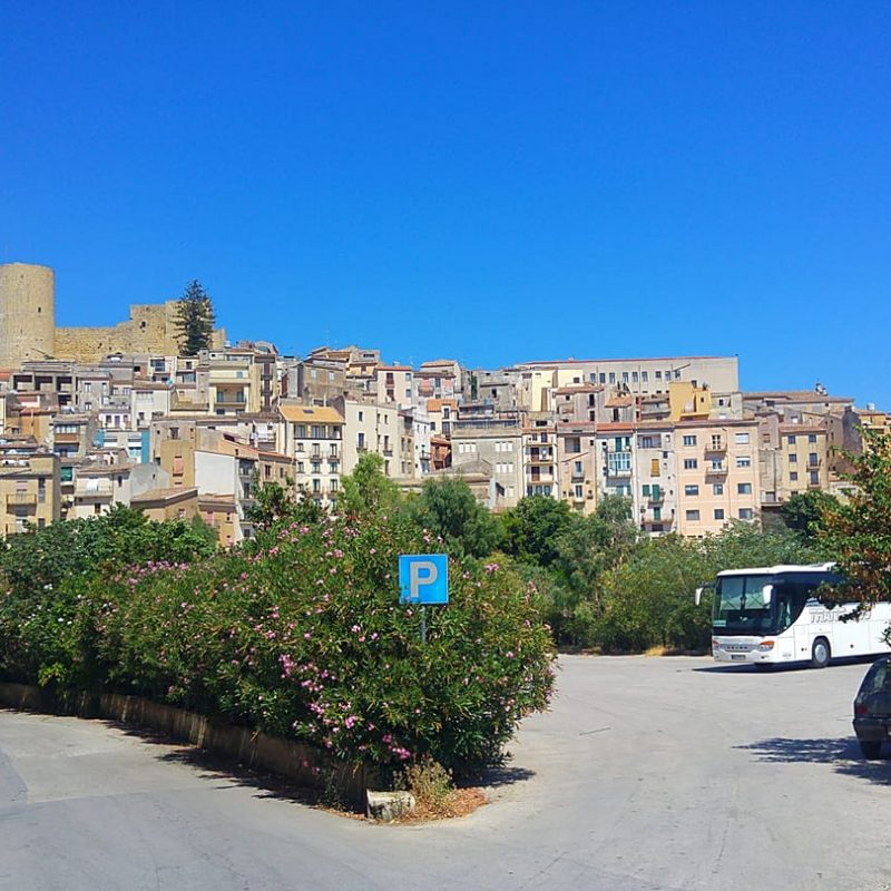 Trans-jug - Salemi, Sicilija